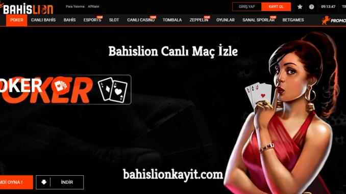 Bahislion Canl U0131 Ma U00e7 U0130zle Bahislion Kesintisiz Full HD U0130zle