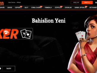 Bahislion Yeni