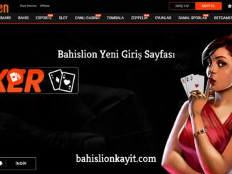 Bahislion Yeni Giriş Sayfası